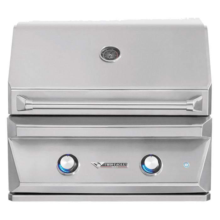 Twin Eagles 30'' barbecue gaz