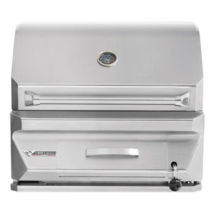 Twin Eagles 30'' barbecue aux charbons