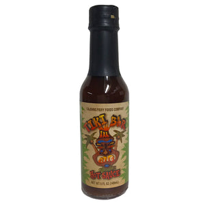 Cajohns Tiki Bar hot sauce