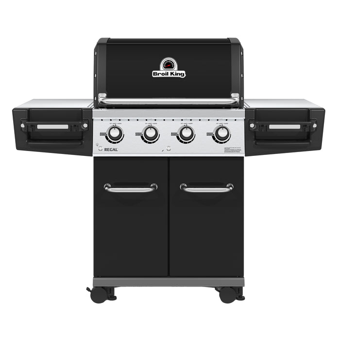 Broil King barbecue au propane Regal 420 Pro noir
