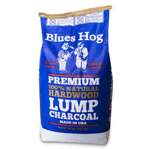 Blues Hog charbon de bois 9.07 Kg