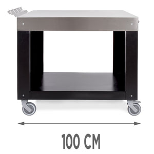 Alfa Pizza table multifonctionnelle  40''