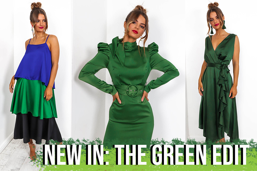 New In: The Green Edit