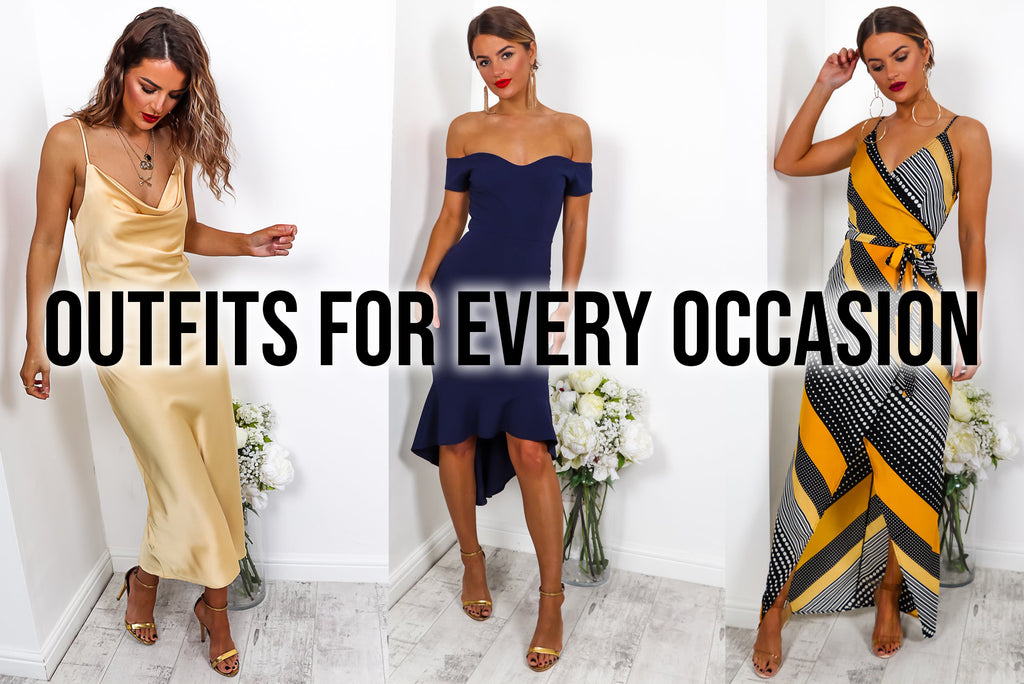 Outifts For Every Occasion