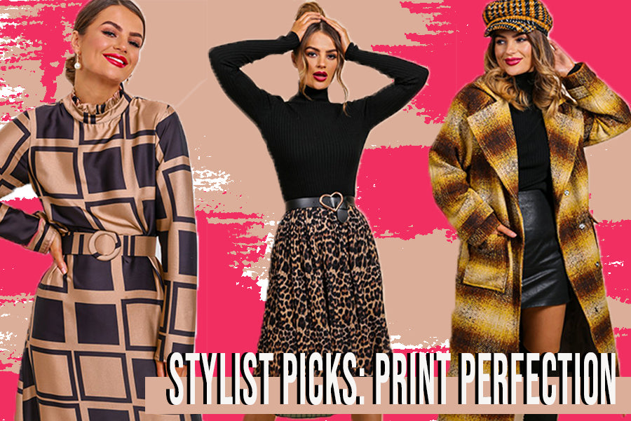 Stylist Picks: Print Perfection
