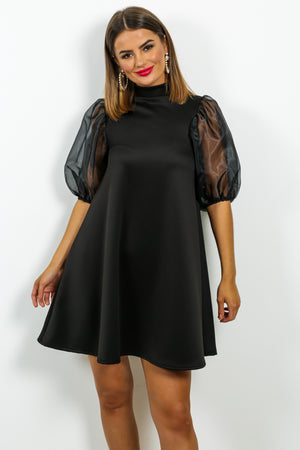 She's A Doll - Dress In BLACK