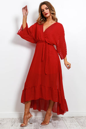 Dolce Vita - Dress In RED