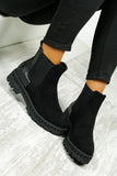 Suited And Booted - Boots In BLACK/SUEDE