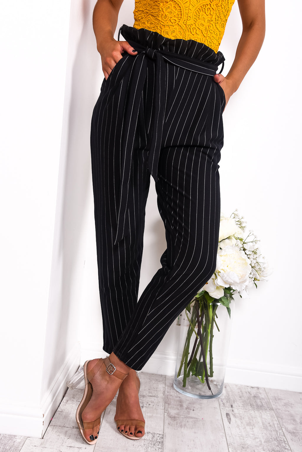 Undercover Lover PINSTRIPE