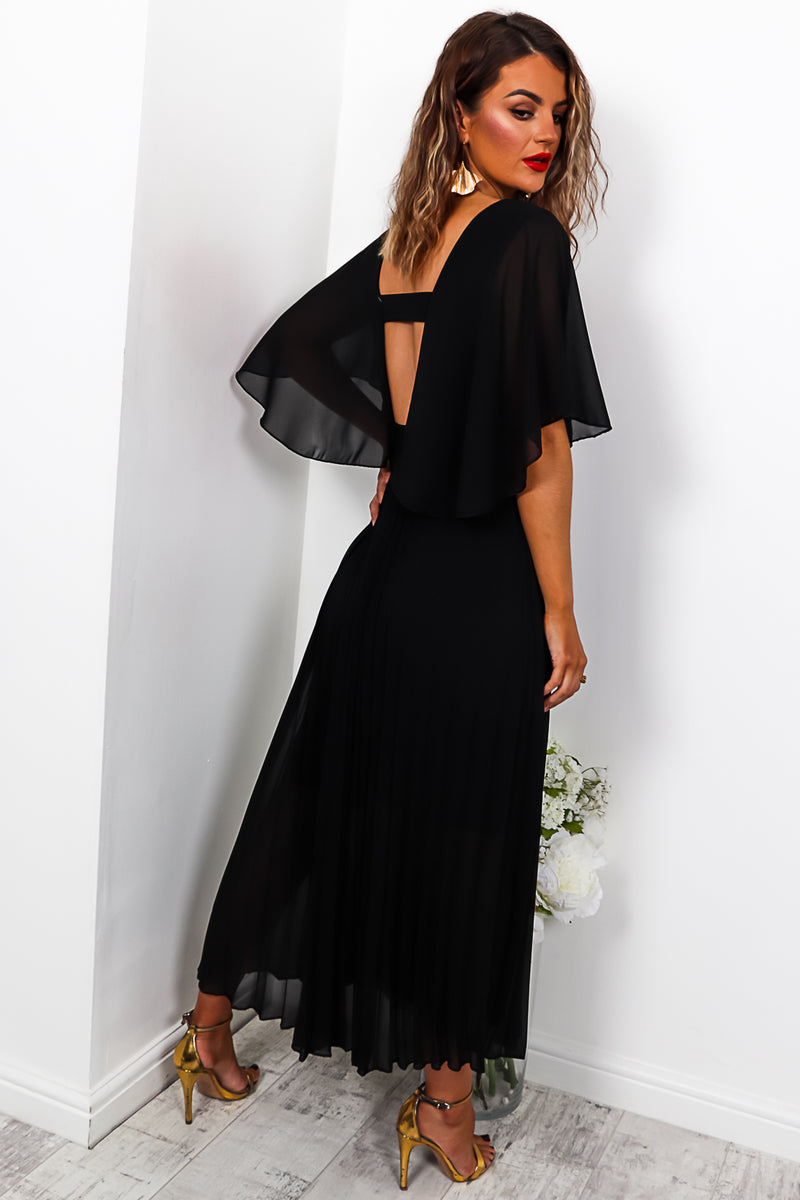 Timeless - Maxi Dress In BLACK