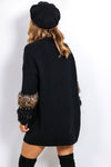 Go Fluff Yourself - Jumper In BLACK