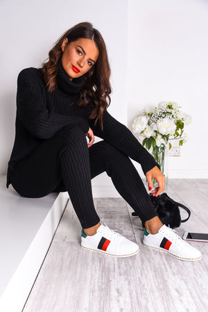 Chill Out - Loungewear In BLACK