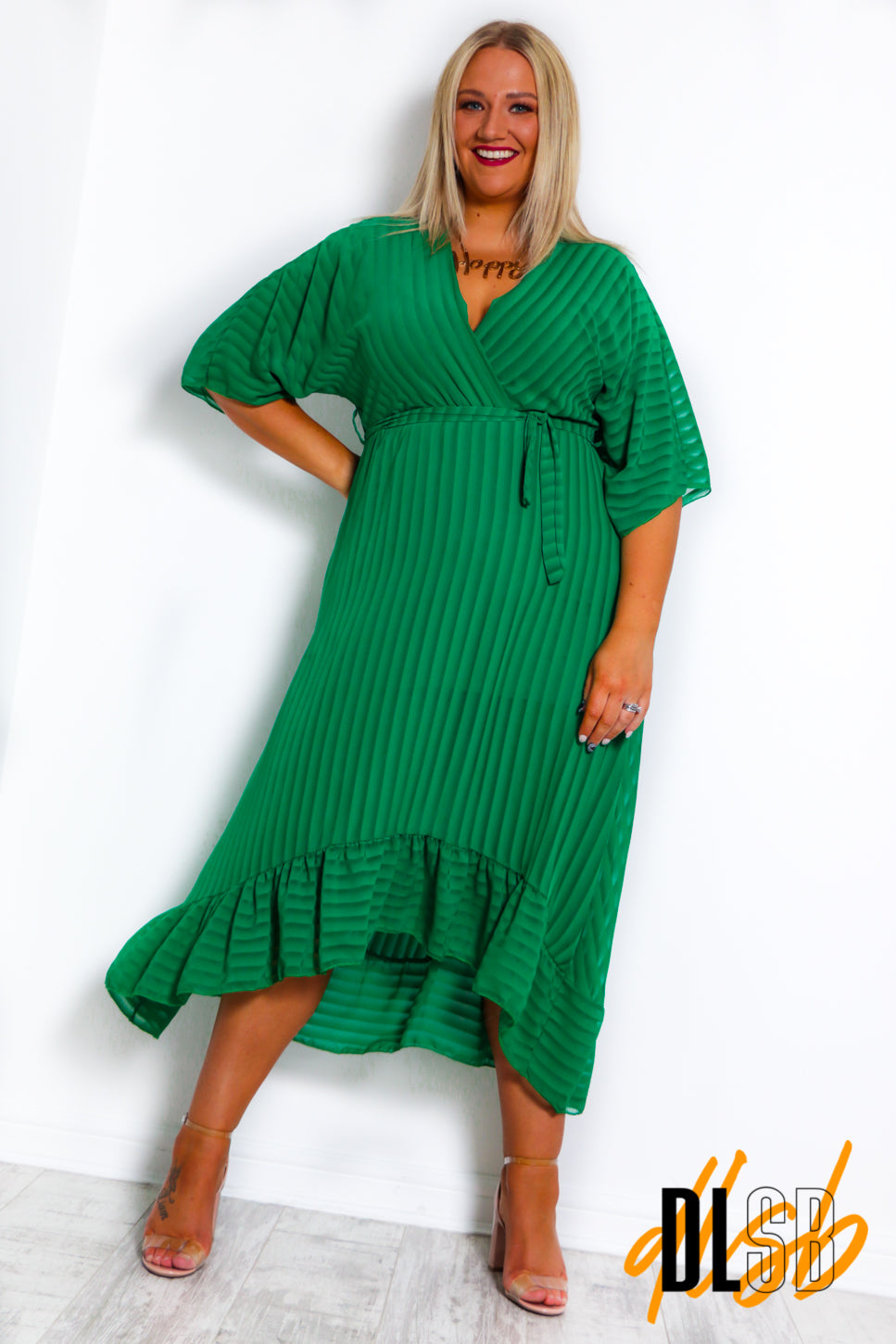 Dolce Vita - Green Midi Dress