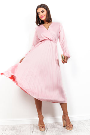 Duchess - Dress In PINK