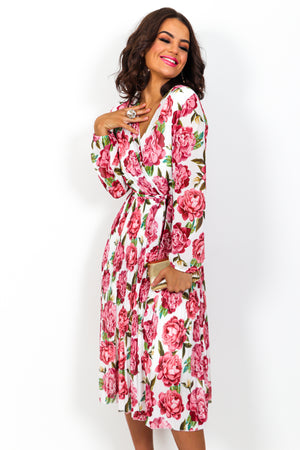 Flower Of Love - Dress In PINK