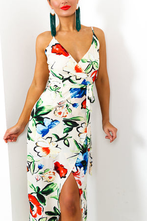 Garden Party - Dress In FLORAL