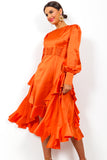 Million Dollar - Dress In ORANGE