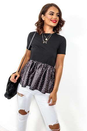 Spot To Love You - Top In BLACK