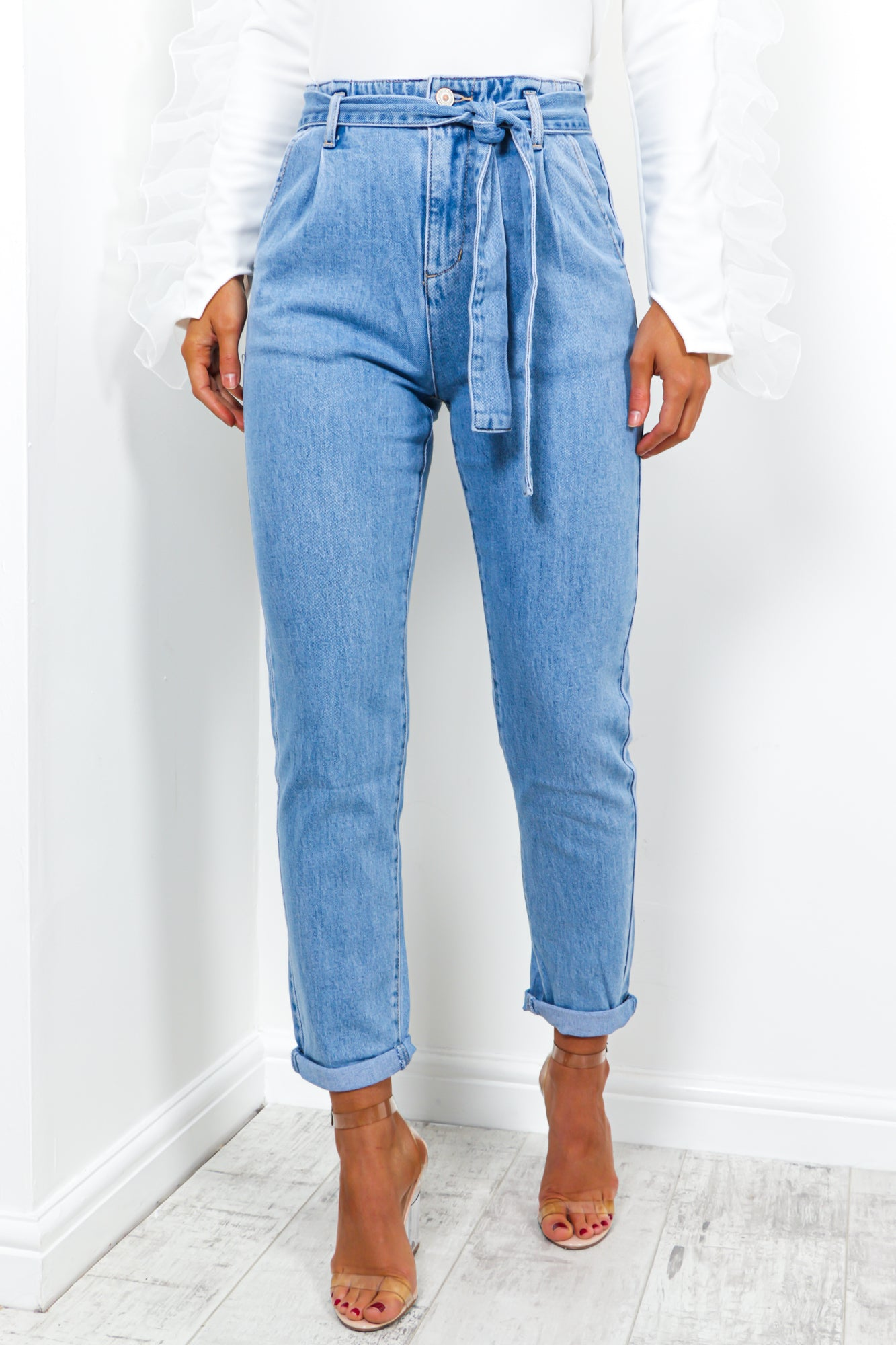 Jeans Come True - Jeans In BLUE/DENIM
