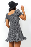 Such A Sweetheart - Dress In BLACK/FLORAL