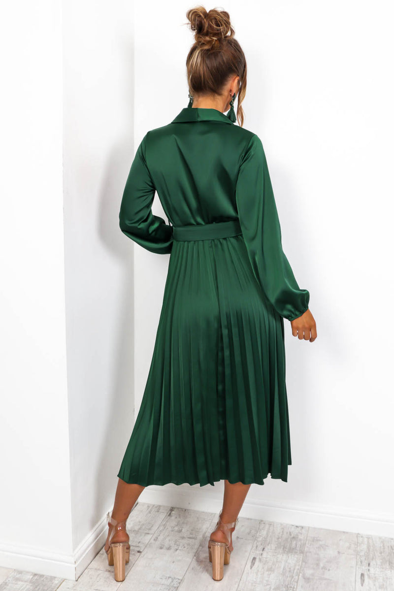 Norma Jean - Maxi Dress In FOREST