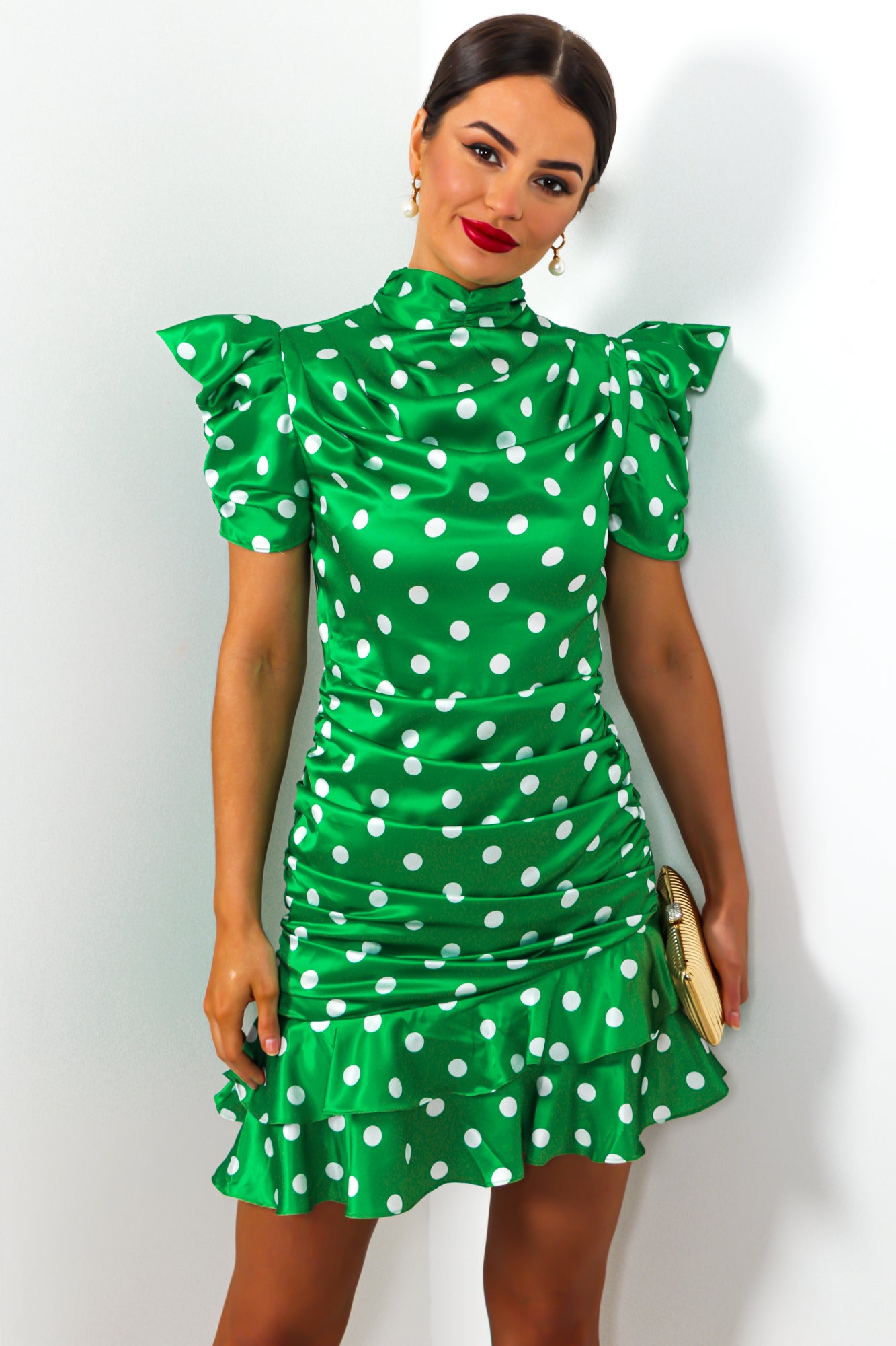 Senorita - Dress In GREEN