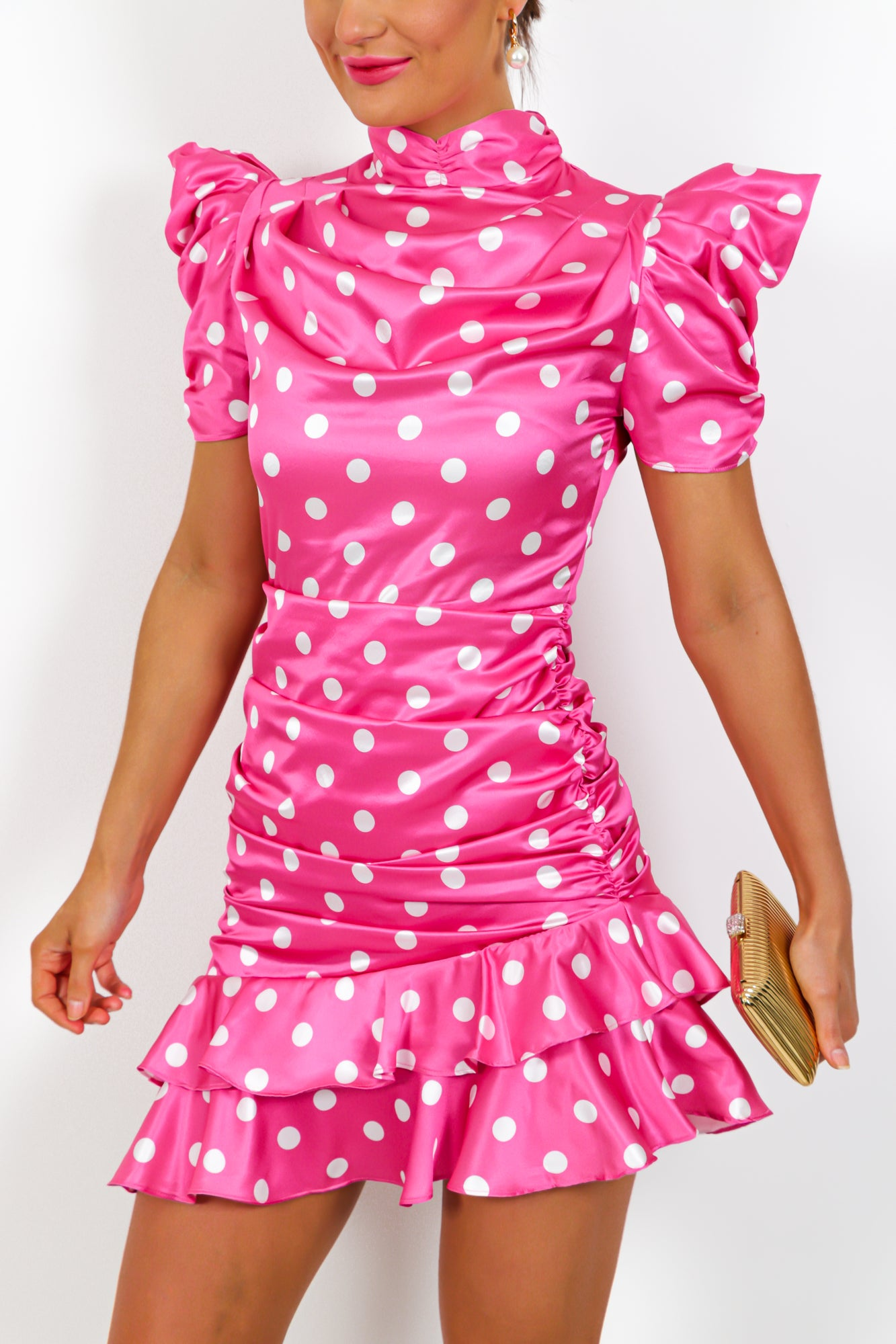 Senorita - Dress In PINK