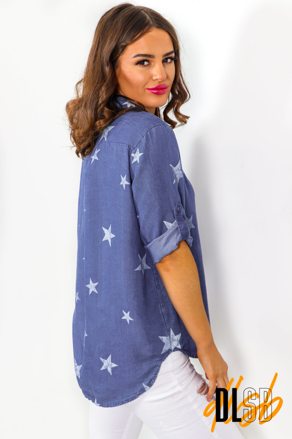 Stars In Our Eyes - Denim Shirt