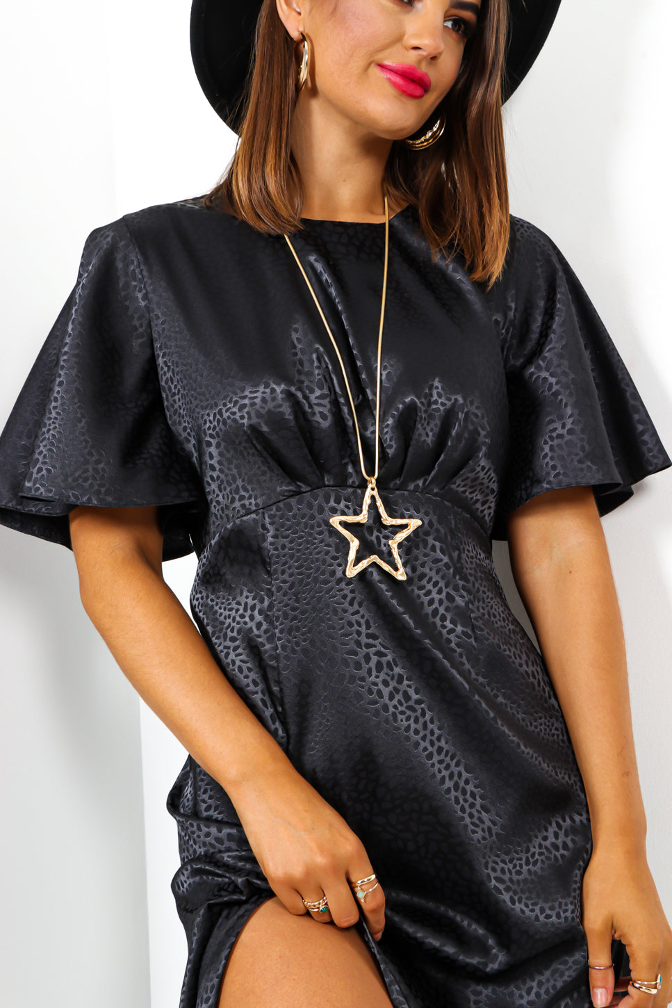 Starstruck - Gold Star Necklace