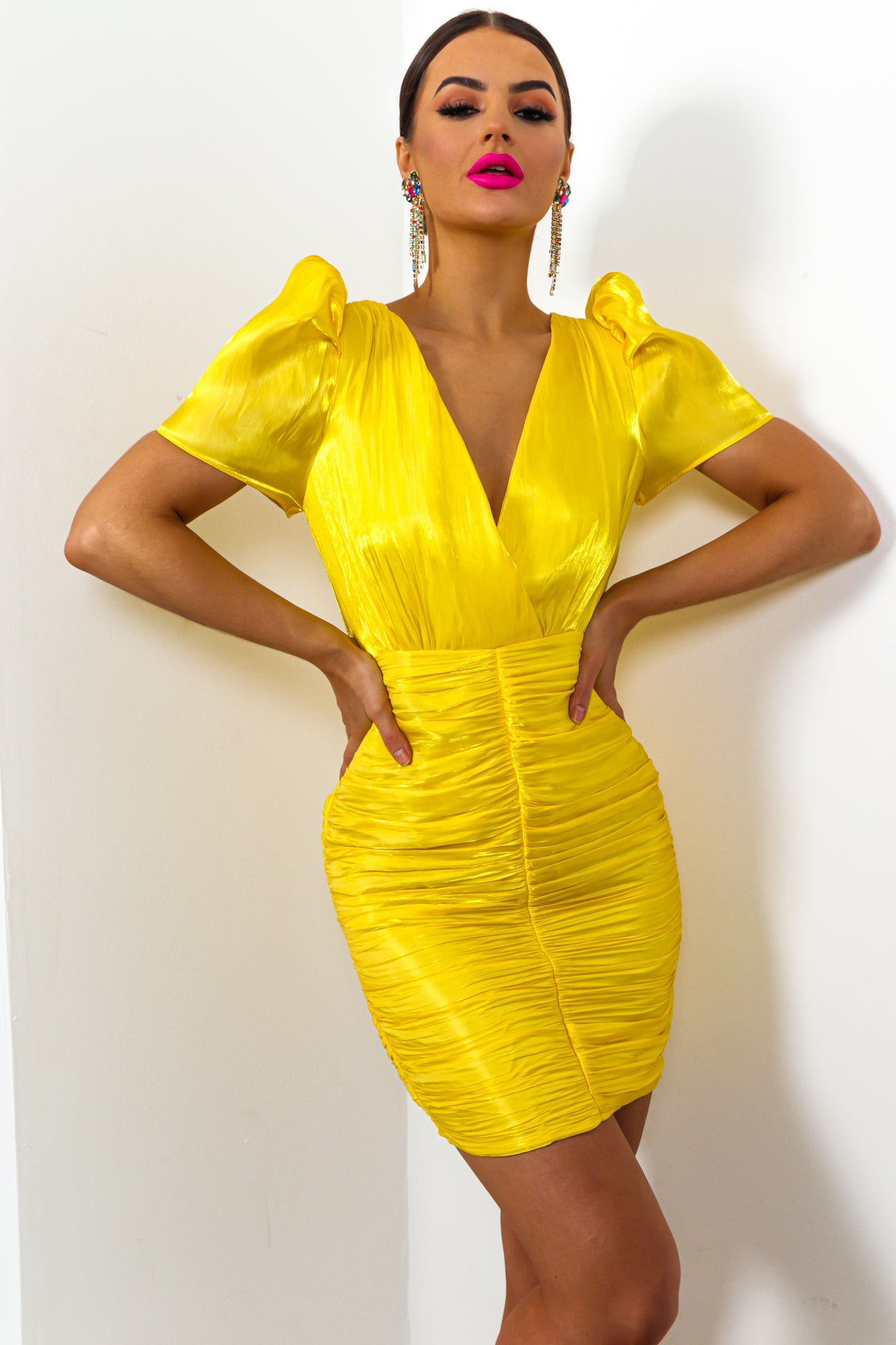 Sweet Like Honey - Dress In YELLOW