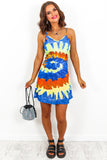 Mini Tie-Dye Dress