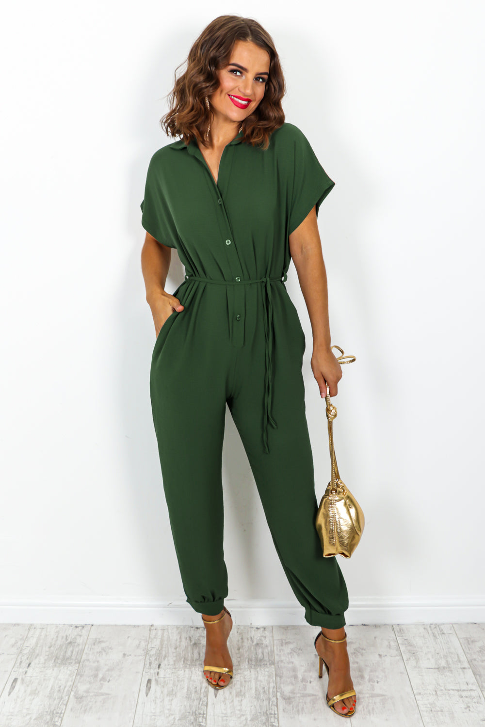 Forest Jumpsuit