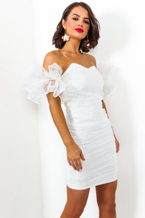 True Romance - Dress In WHITE