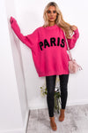 Lost In Paris HOTPINK