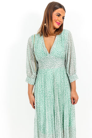 Sweet But Wild - Dress In GREEN