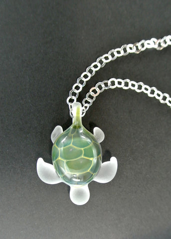 Sea Glass Turtle 0014