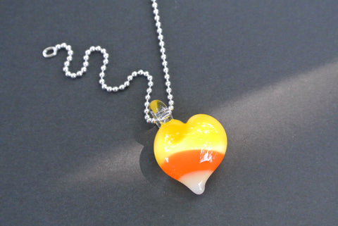 Candy Corn Heart... I'm Yours...