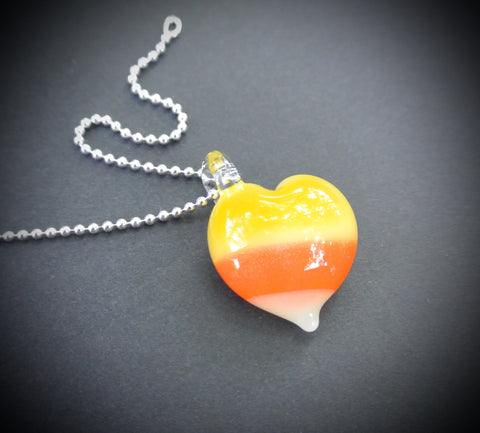 Candy Corn Heart.. What??!