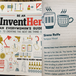 """Inventher"" - My Patent Journey"