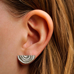 Vuosi Silver Earrings