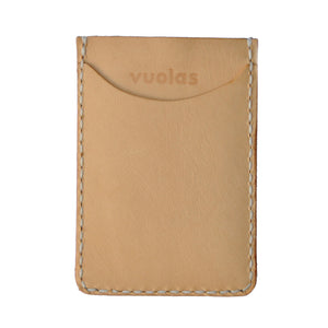 Vaka Excess Leather Card Cover