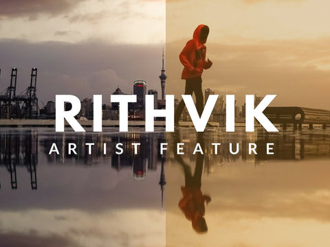 Artist Feature - Rithvik