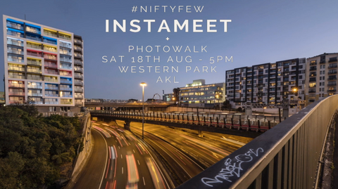 Announcement: Instameet & Photowalk #2