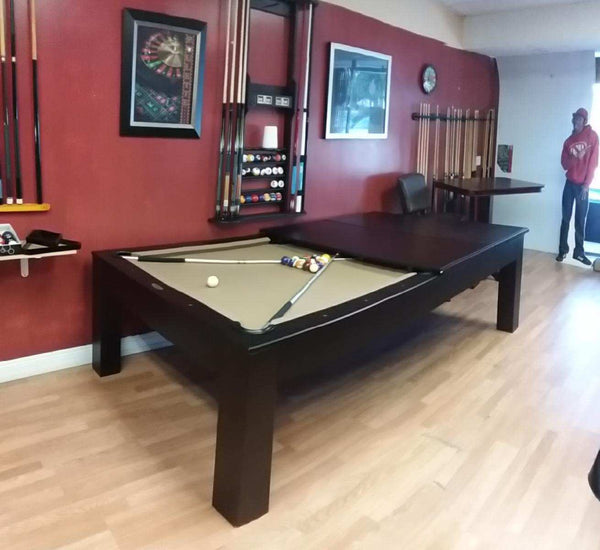 Convertible Pool to Dining Table