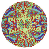 Round Printing Beach Tapestry Summer Swimming Sunbath Beach Towels