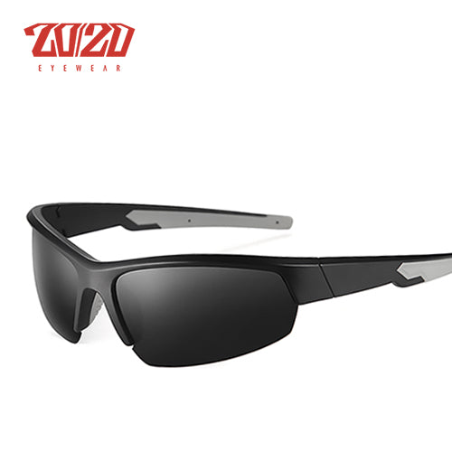 20/20 New Brand Fashion Polarized Sunglasses Men Travel Sun Glasses For Male Driving Golfing Eyewear Gafas De Sol PTE2118