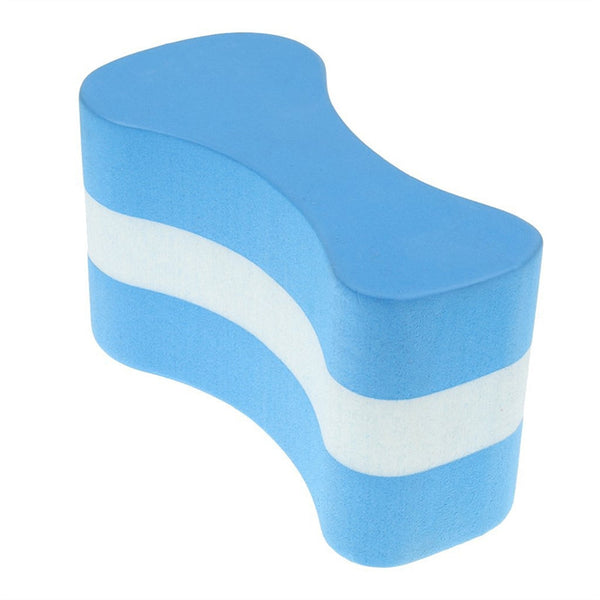 Foam Pull Buoy Float Kickboard Kids Adults Pool Swimming Safety Training Aid - Size L (Random Color)