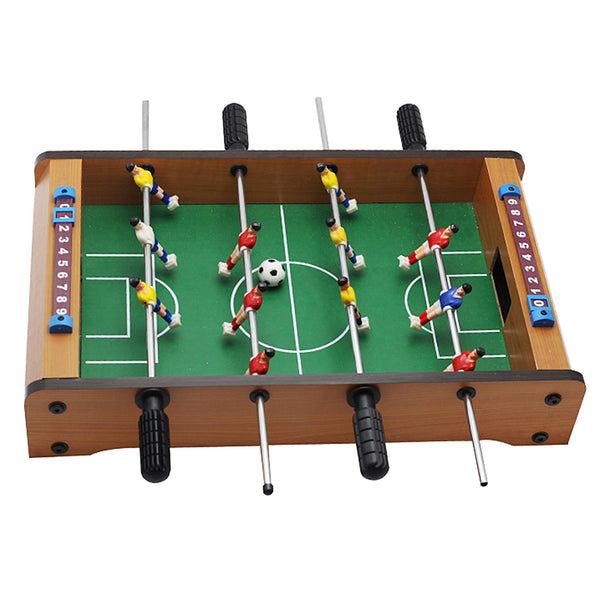 Table Foosball Soccer Games Table Top Sports for Family Kids Toy Leisure Fun Club Pub Game Camping Hiking Travelling Accessory