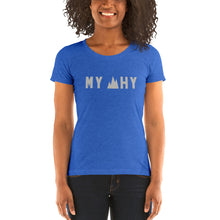 Load image into Gallery viewer, My Why tee- women's cut
