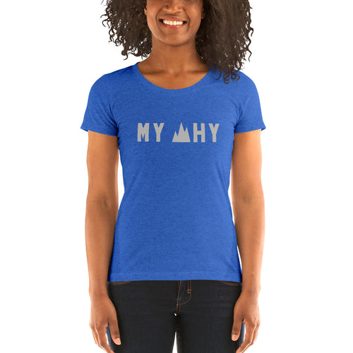 My Why tee- women's cut